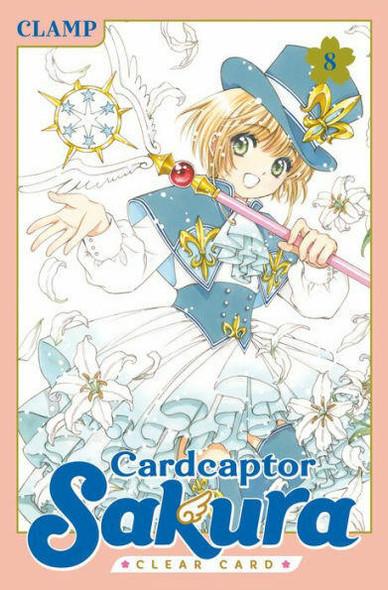 Kodansha International Cardcaptor Sakura Clear Card Volume 8