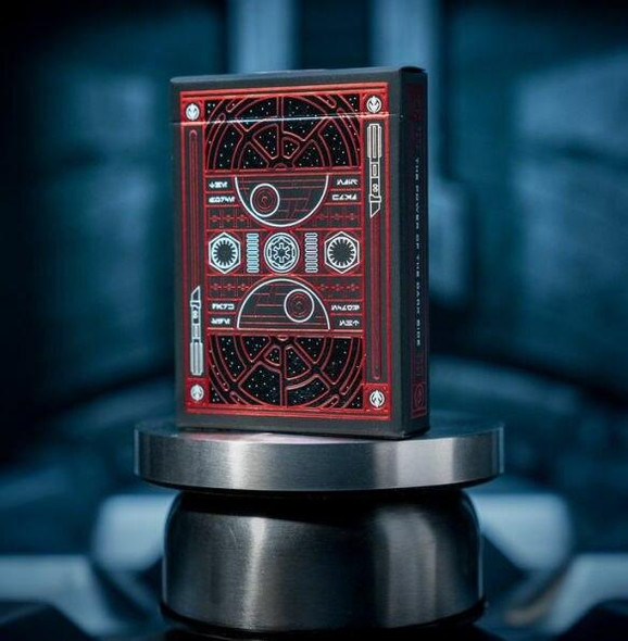 theory11 Star Wars - Dark Side Playing Cards