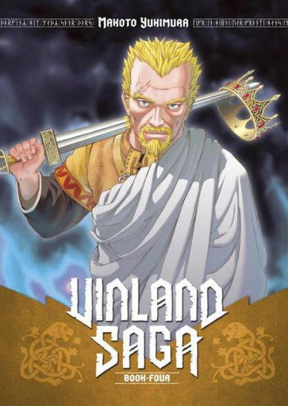 Kodansha International Vinland Saga 4