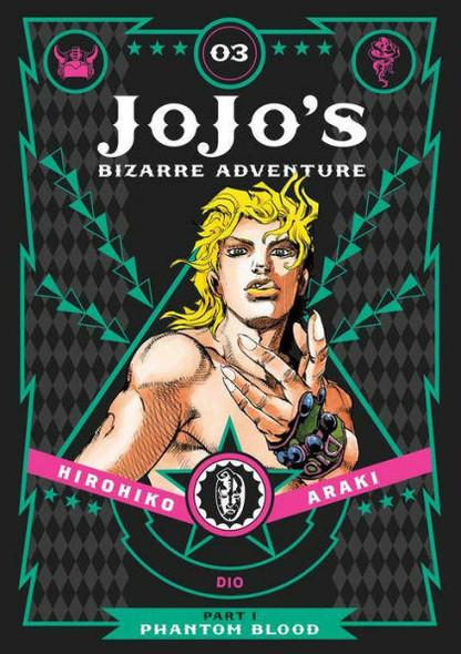 VIZ Media LLC JoJos Bizarre Adventure Part 1--Phantom Blood, Vol 3