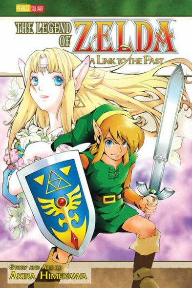 VIZ Media LLC A Link to the Past The Legend of Zelda Series #9