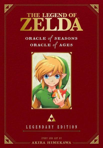 VIZ Media LLC The Legend of Zelda Oracle of Seasons / Oracle of Ages - Legendary Edition