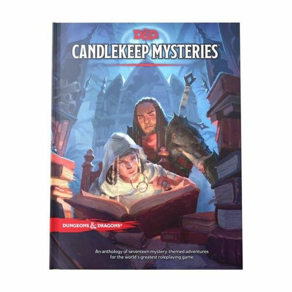 Wizards of the Coast Dungeons and Dragons Candlekeep Mysteries