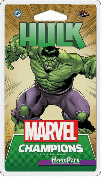 Asmodee North America Marvel Champions - Hulk Hero Pack