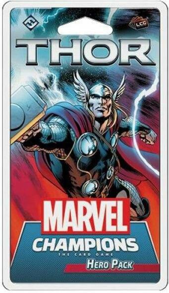 Asmodee North America Marvel Champions - Thor Hero Pack