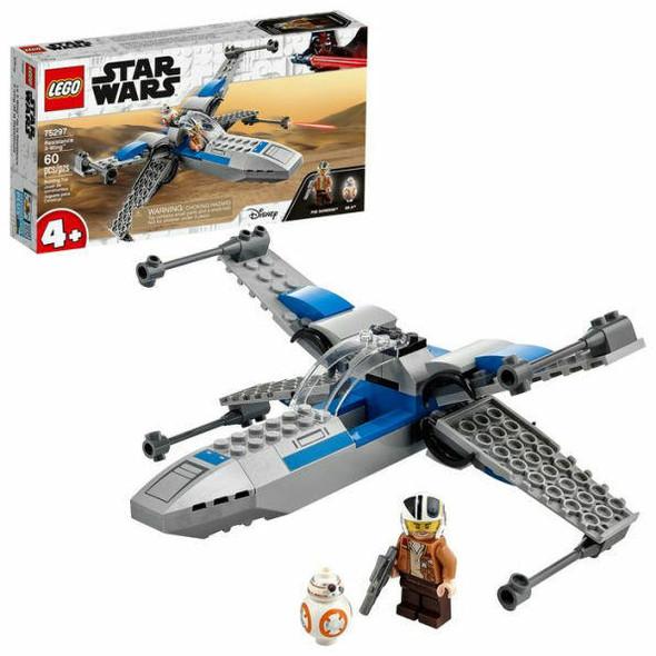 LEGO LEGO Star Wars - Resistance X-Wing 75297
