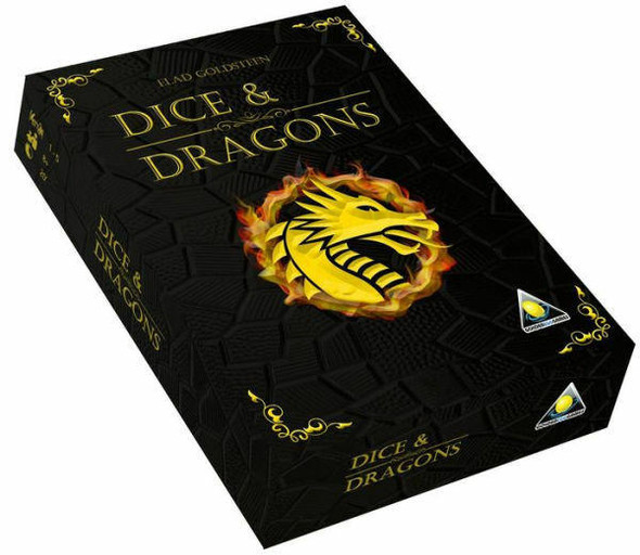 Golden Egg Games Dice and Dragons