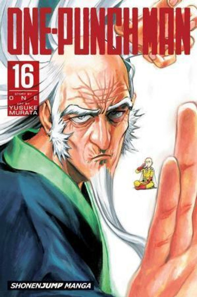 VIZ Media LLC One-Punch Man, Vol 16