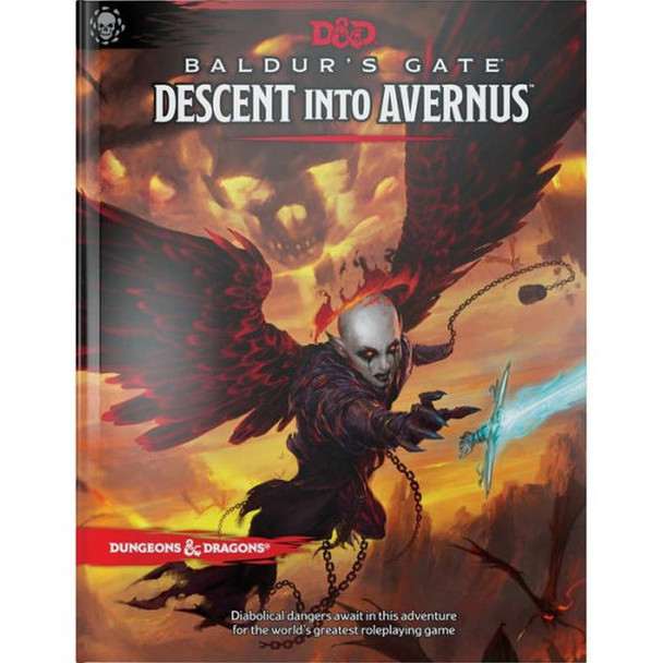 Wizards of the Coast Dungeons and Dragons Baldurs Gate Descent Into Avernus