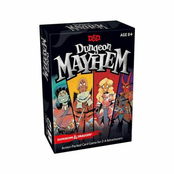 Wizards of the Coast DandD Dungeon Mayhem Card Game