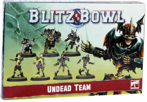 Games Workshop Blitz Bowl Undead Team