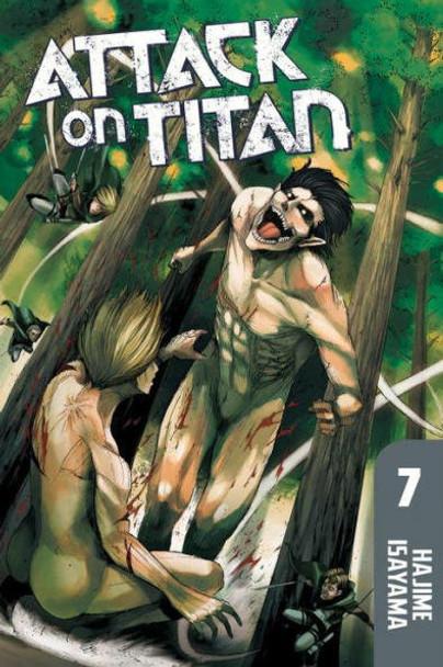 Kodansha International Attack on Titan, Volume 7
