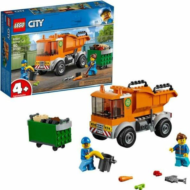 LEGO LEGO City Great Vehicles Garbage Truck 60220