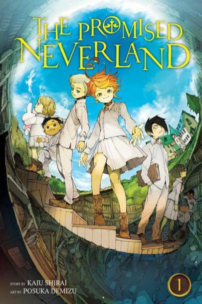 VIZ Media LLC The Promised Neverland, Vol 1