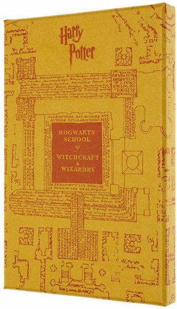 Moleskine Moleskine Limited Edition Notebook Harry Potter Collectors Edition, Large, Ruled 5 x 8.25