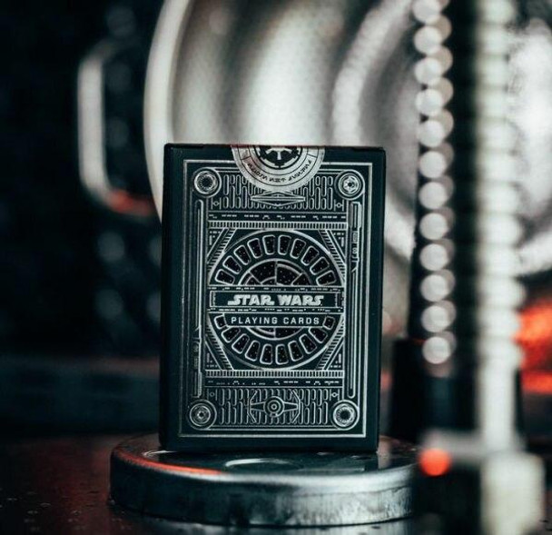 theory11 Star Wars Playing Cards - Black