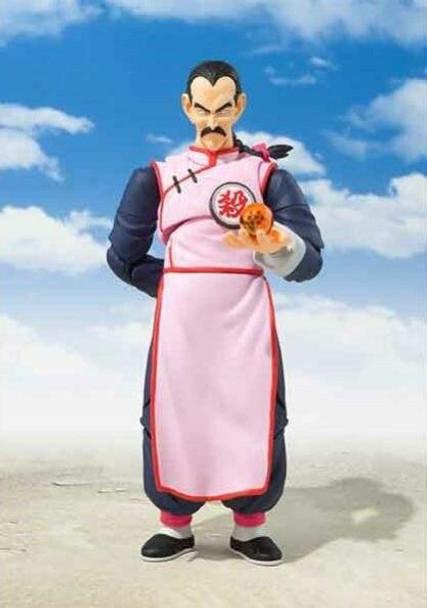 Tamashii Nations Tao Pai Pai Dragon Ball Bandai SHFiguarts