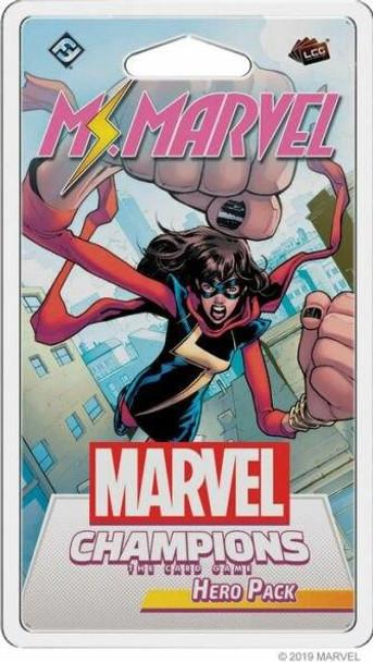 Asmodee North America Marvel Champions - Ms Marvel Hero Pack