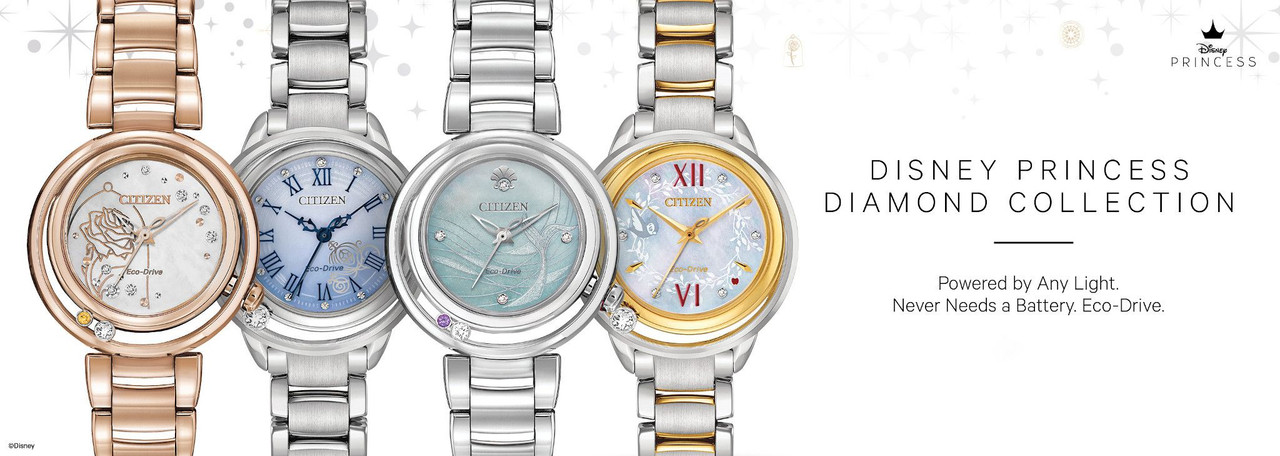 Citizen-Disney-Princess-Watch