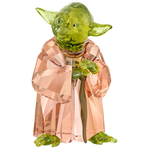 Swarovski Crystal Star Wars - Master Yoda Decoration Figurine 5393456