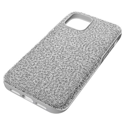 Swarovski Crystal High Smartphone Case, iPhone® 12 Pro Max, Silver Tone 5616368