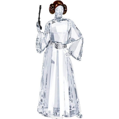 Swarovski Crystal Star Wars - Princess Leia Figurine Decoration 5472787