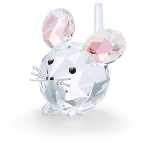 Swarovski Crystal 125th Anniversary Replica Mouse Figurine Decoration 5492738