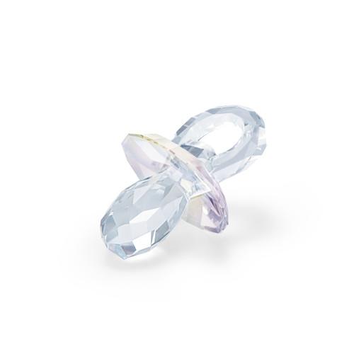 Swarovski Crystal Baby's Pacifier Decoration Figurine 5492223