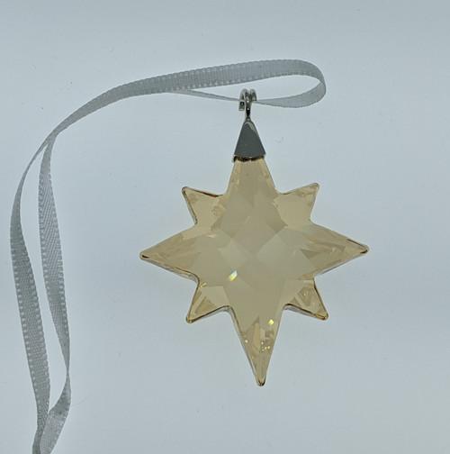 Swarovski Crystal PWP Star Ornament 2019 5498200