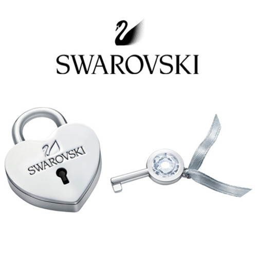 Swarovski Crystal Heart Lock 5234567