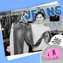 greeting cards about jeans