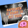 hapolwen is going to get yooh