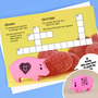 love and squeezeboxes crossword