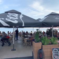 Buy black patio umbrellas online