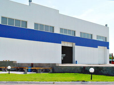 UBC Group manufacturing facility