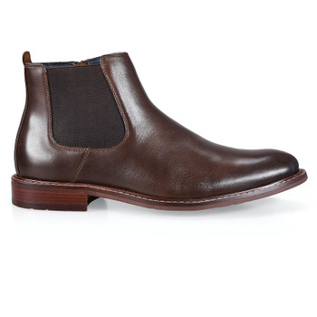 Julius Marlow Mens Clipped Cocoa