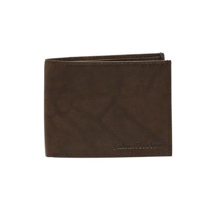 Julius Marlow Capri   Wallet Chocolate