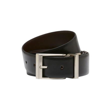 Julius Marlow Chelsea   Reversible Belt Black