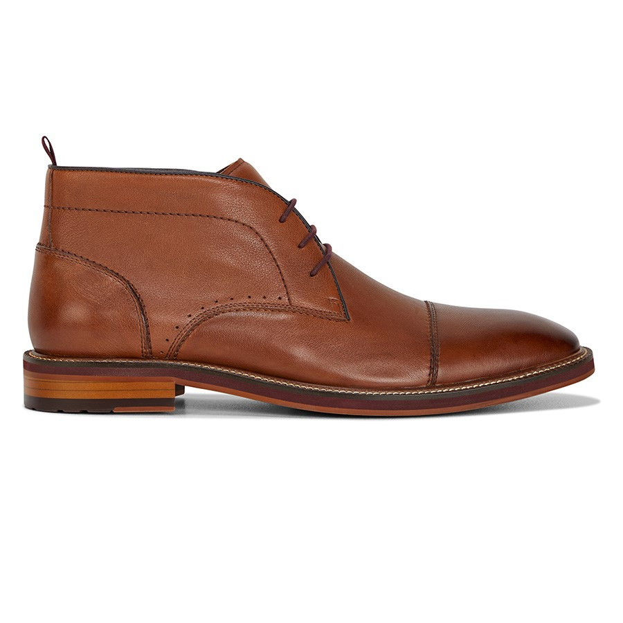 Julius Marlow Scramble Dark Tan