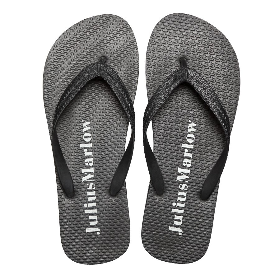 Julius Marlow Jm Thongs Black