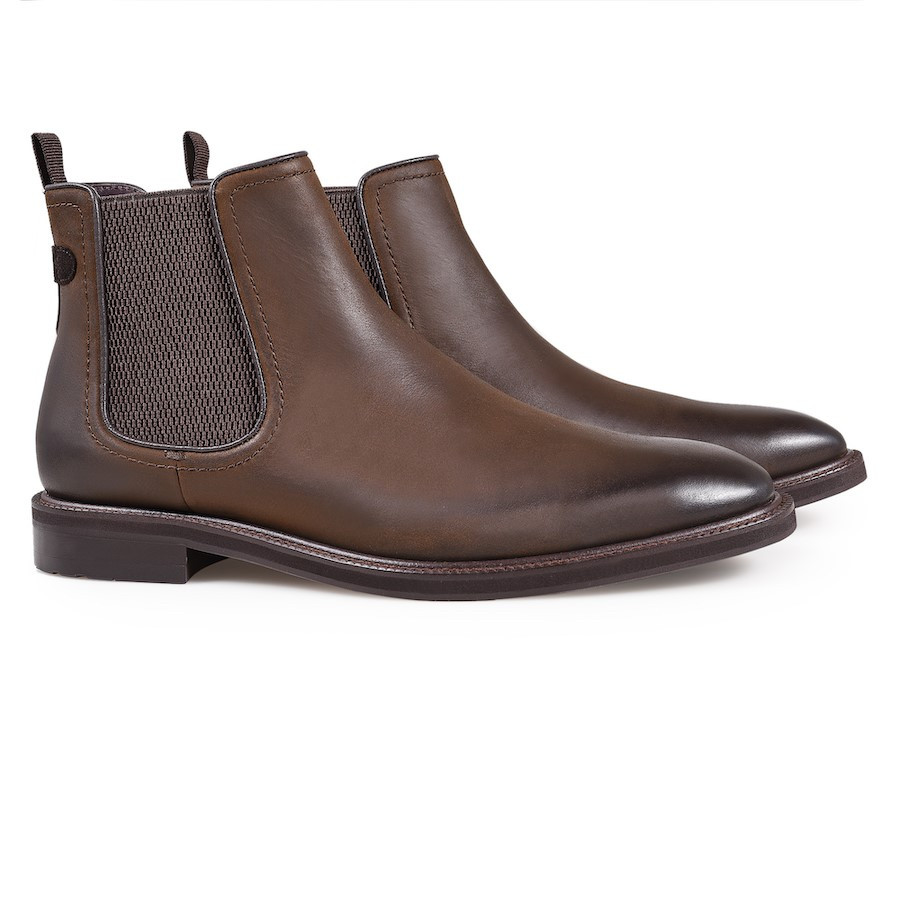 Julius Marlow Scamper Brown Crzhors