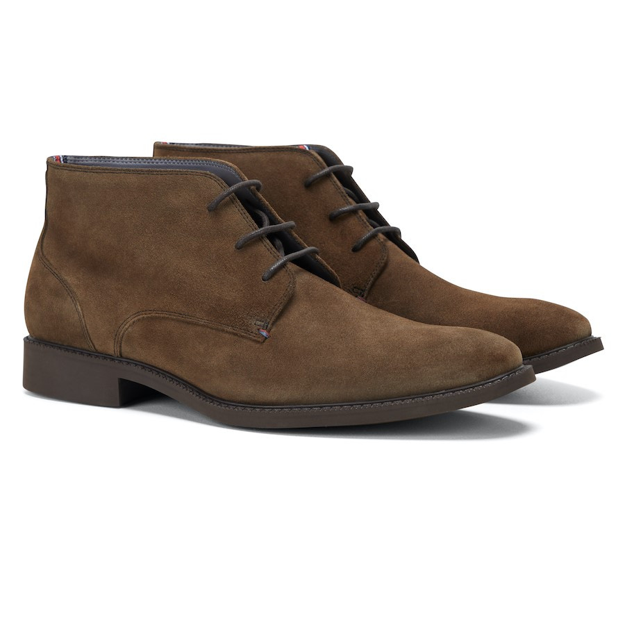 Julius Marlow Harness Bark Suede