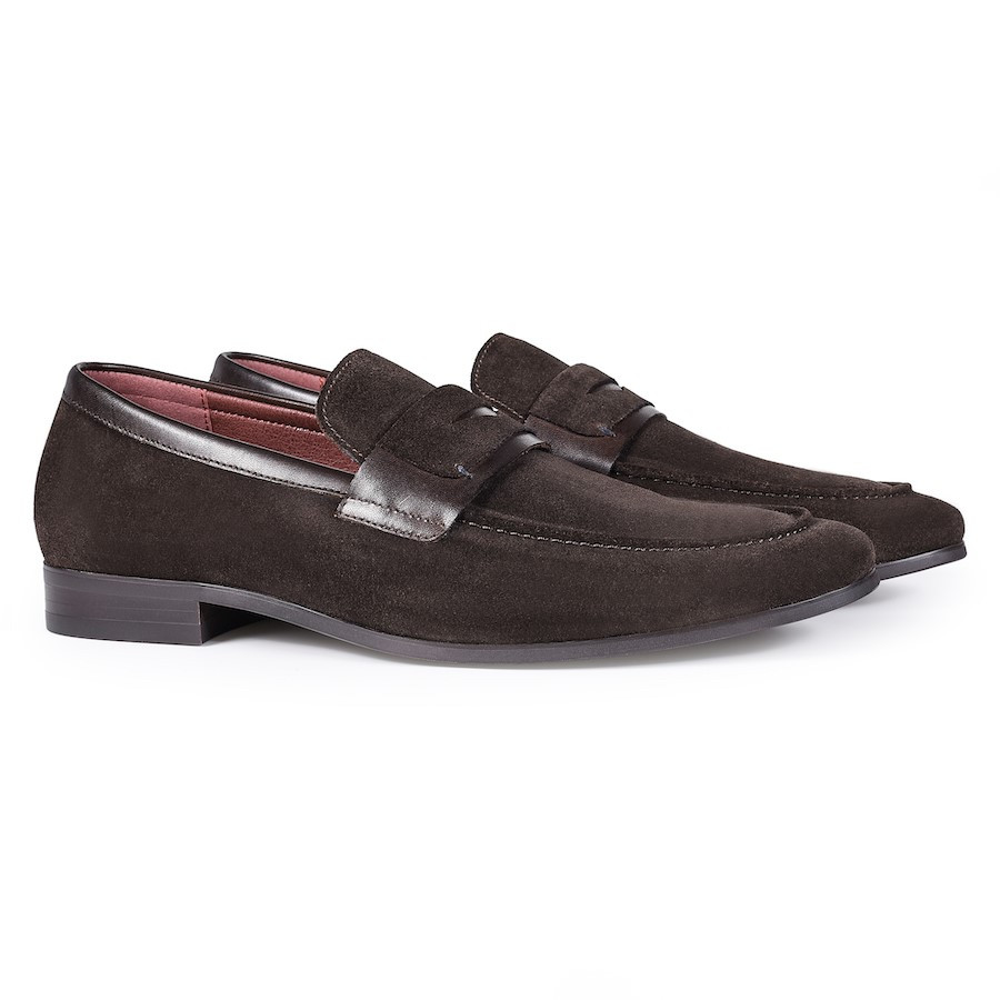 Julius Marlow Lark Brown Suede