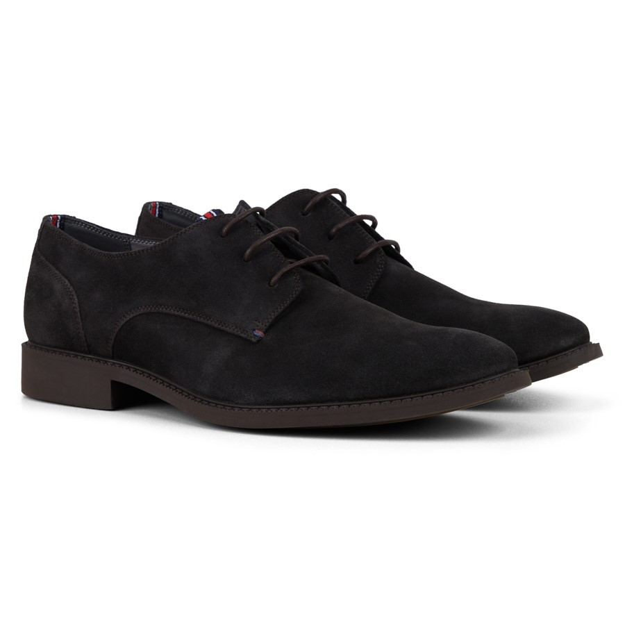 Julius Marlow Harvest Coffee Suede