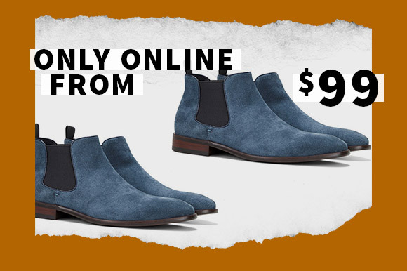 ONLINE EXCLUSIVE STYLES FROM $99