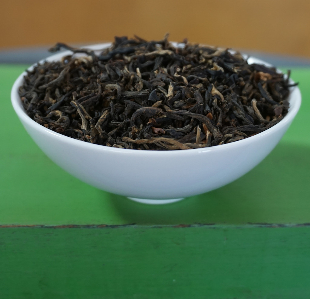 Eugene Breakfast Black Tea - Yunnan China Organic