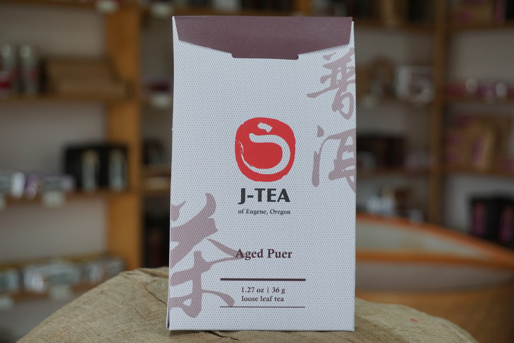 Aged Puer in 36g box