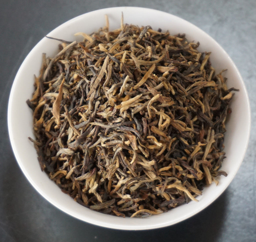 Silver Needle Loose Puer 2001