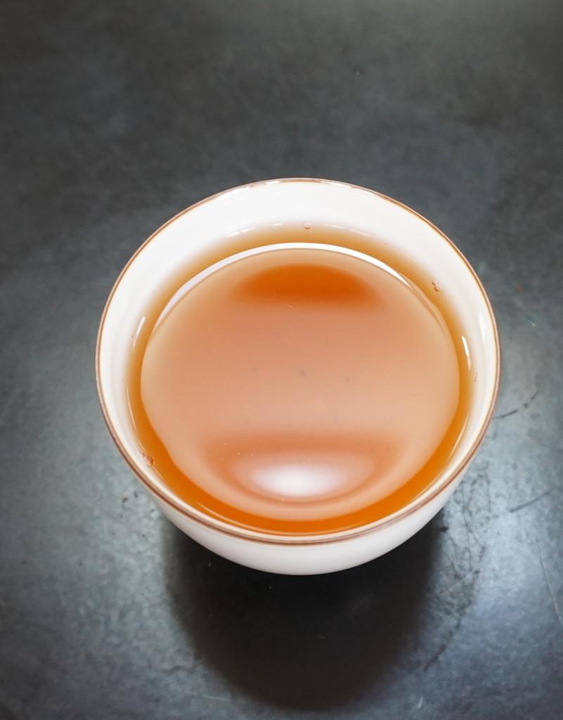 Da Du Gang Raw Puer Tea Soup
