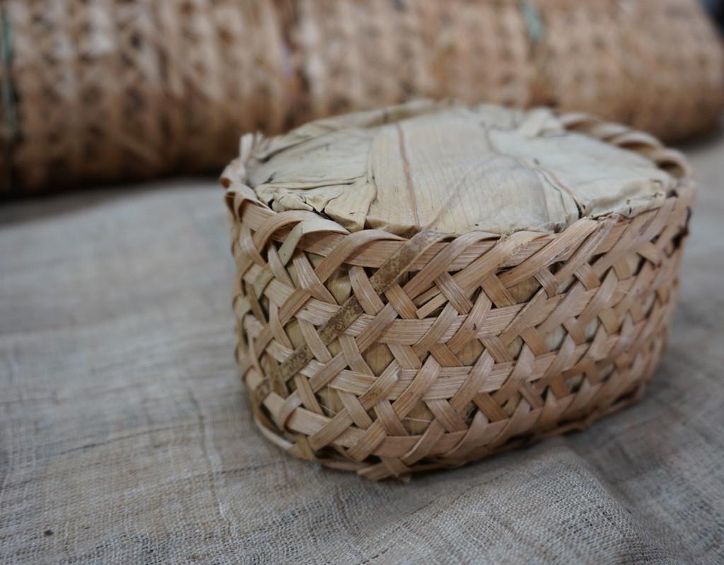 Liu An Dark Tea aka basket tea - 250g basket